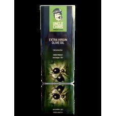 Extra panenský olivový olej UNCLE CHRIS 5l Plech