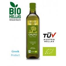 Extra panenský olivový olej  BIO ORINO P.D.O. Sitia 1l